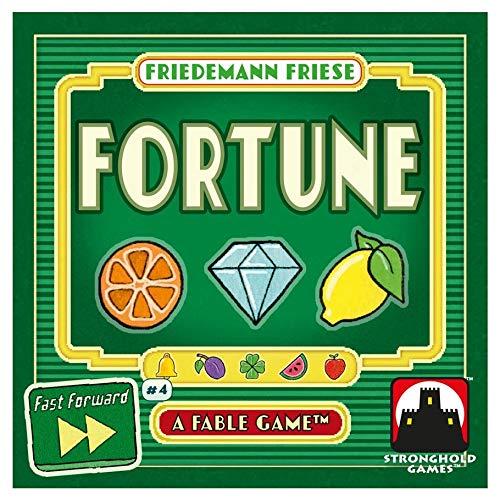 Stronghold Games STG06022 Fortune - Juego de Mesa (Contenido en alemán)