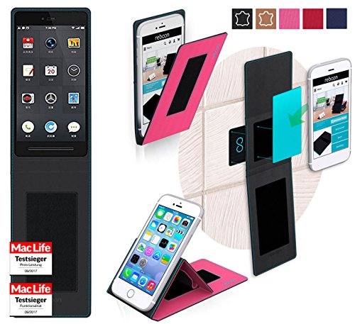 reboon Hülle für Smartisan T1 Tasche Cover Case Bumper | Pink | Testsieger