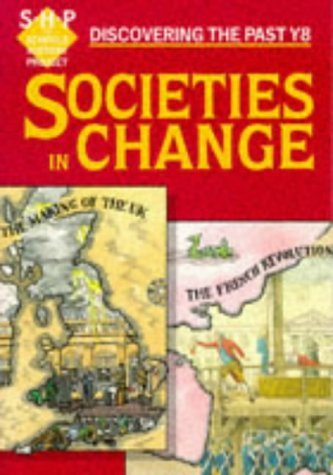 Societies in Change Pupils' Book by Chris Hinton, Tim Lomas, John Hite (June 18, 1992) Paperback
