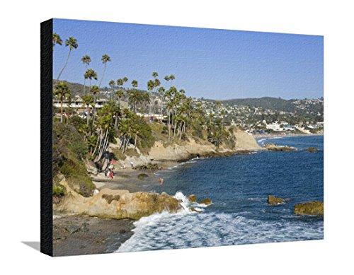 reproduction-sur-toile-tendue-heisler-park-in-laguna-beach-orange-county-california-united-states-of