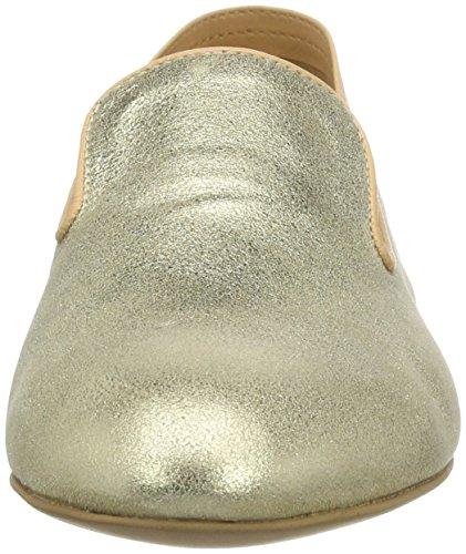 Damen Marc Elfenbein champange OPolo 70114063201111 Loafer Slipper 0p74wqHp