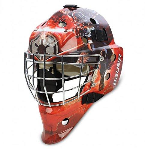 BAUER Goalie Maske NME 3 Star Wars Senior, Farbe:Darth Vader -