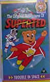 Picture Of Superted: The Original Adventures Of - Trouble In Space [VHS]