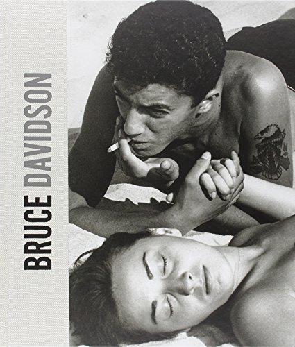 Bruce Davidson, Edición 1, Colección Catálogo de Exposición por Carlos Gollonet Carnicero