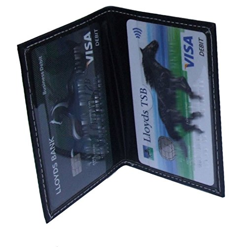 two-card-holder-leatherette-wallet-black