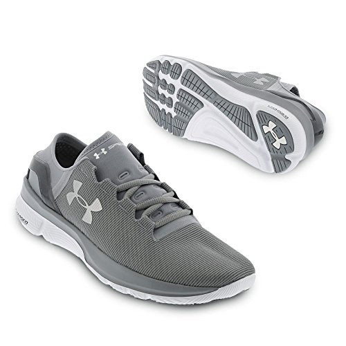 Under Armour UA W Speed forme conquer Chaussures de sport et de loisirs Weiß/Grau