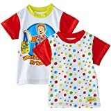 Something Special Unisex Baby 2 Pack Short Sleeve T-Shirt
