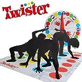LOVEXIU Family Floor Gioco Twister Gaming Pad Tappetino, Giochi da Tavolo, Giochi di abilità Divertenti per Bambini e Adulti