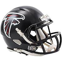 Forever Collectibles - Atlanta Falcons - Nfl - Riddell - Mini Helm - Black