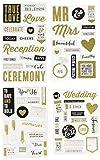 Me & My Big Ideas Spanplatte Wert pack-our Hochzeit