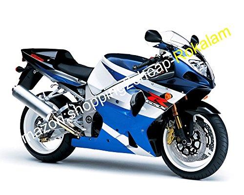 Hot Sales, Gsxr1000 00-02 Ensemble de Carénage GSXR 1000 2000 2001 2002 Sport Moto Corps ABS Carénages (Moulage par injection)