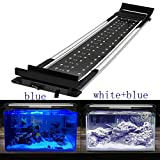 Mpanda Led Aquarium Light,Ultra High Full Spectrum Fish Tank Light, Aquarium Lamp Four