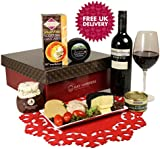 Ploughman's Luncheon Cheese and Wine Gift Set