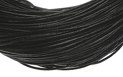 leather-strap-leather-cord-jewellery-making-cord-black-5-m-thickness-1-mm-new-c26