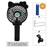 Best HELLO KITTY Fans - Portable USB Mini Cooling Fan with Metal Clip Review