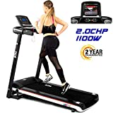 BTM A7 Motorised electric treadmill Folding Running machine 2019 Digital Control 2.0CHP Motor