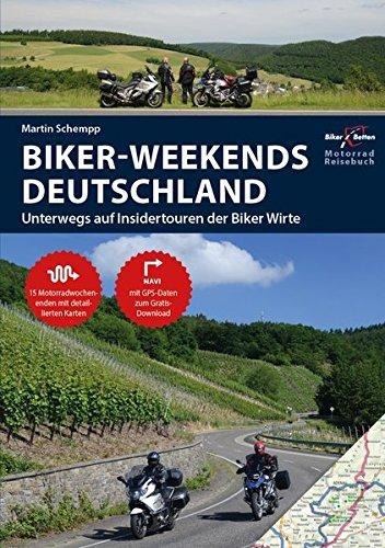 Motorrad Reiseführer Biker Weeke...
