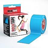 RockTape 5cm x 5m Rolle Elektrisch Blau