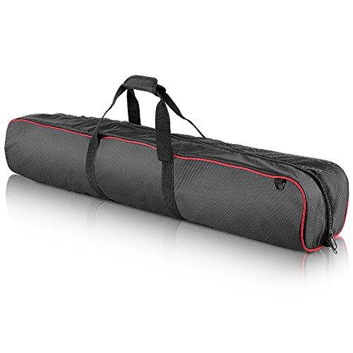 Neewer Stativtasche Tripod Bag mit Tragegriff für Stativ, Galgenstativ, Auslegerständer und Universallichtständer (80x18x20cm, gepolstert) -