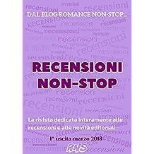 RECENSIONI NON-STOP: La rivista - Marzo 2018