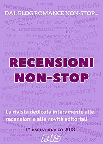 scaricare ebook gratis RECENSIONI NON-STOP: La rivista - Marzo 2018 PDF Epub