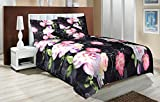 #2: Signature Floral Double Bed Bed sheet