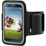 LUPO sport Brassard pour Samsung Galaxy S4 - noir
