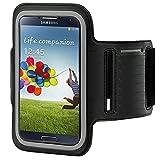 LUPO Sport Armband für Samsung Galaxy S4 - schwarz