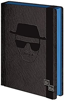 Breaking Bad Heisenberg Carnet A5 Premium