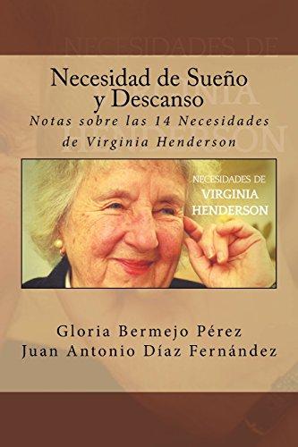 Necesidad de Sueno y Descanso: Notas sobre las 14 Necesidades de Virginia Henderson: Volume 5