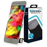 iPhone 6 Display Ersatzdisplay | Weiß Komplettset Montagematerial | LCD Ersatz Touchscreen Glas Reparatur