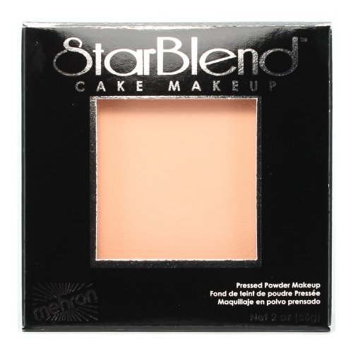 (3 Pack) mehron StarBlend Cake Makeup Fair Female
