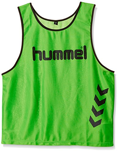 Hummel Unisex Leibchen Fundamental Training Bib, neon green, XL, 05-002-6057 -