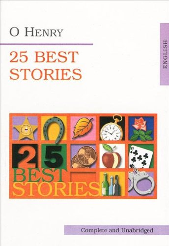 O Henry: 25 Best Stories