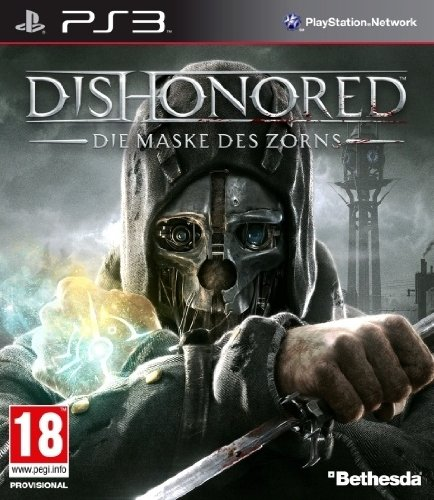 Dishonored: Die Maske des Zorns [AT PEGI] - [PlayStation 3] (3 Dishonored Playstation)