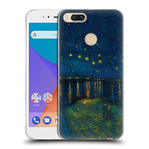 Offizielle Masters Collection Starlight Over The Rhone Bilder 2 Soft Gel Hülle für Xiaomi Mi A1 / Mi 5X