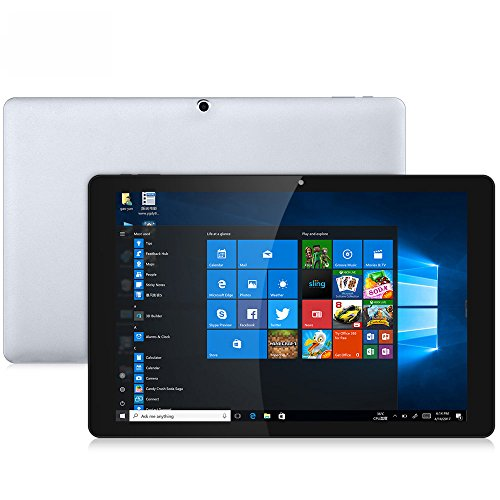 Price comparison product image CHUWI Hi13 13.5 inch 2 in1 Tablet PC Windows 10 Intel Apollo Lake Celeron N3450 Quad Core 1.1GHz Windows 10 4GB RAM 64GB eMMC Dual WiFi Cameras OTG