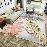 Mats Tapis de Salon Zone Moderne Tapis Tapis Durable Grande Taille décorer la Maison Tapis de Sol,A,200x300cm