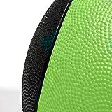 Medizinball »Medical« / 1kg 2kg 3kg 4kg 5kg 6kg 7kg 8kg 9kg 10kg / Fitnessball / Gewichtsball / Leichte bis sehr schwere Gymnastikbälle in professioneller Studio-Qualität aus rutschfesten PVC 10kg / dunkelgrün -