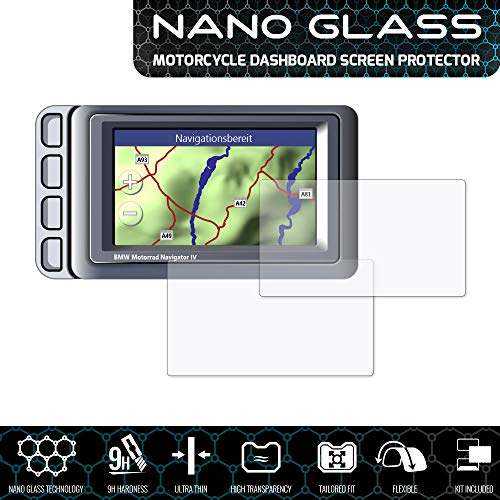 Speedo Angels Nano Glass Protecteur d'écran pour NAVIGATOR IV x 2