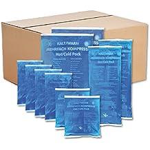 KK Kalt-Warm Kompressen Set, Mehrfachkompressen 10 teiliges Set mit verschiedenen Größen