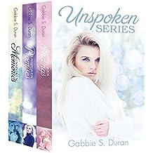 Unspoken Series Box Set (Books 1-3)