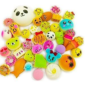 Wanruisi 30 Pack Squishy Toy