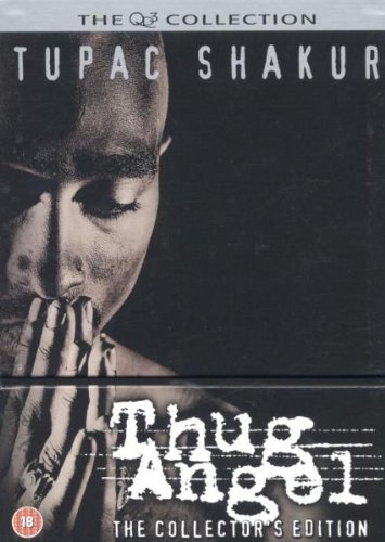 Bild von Tupac Shakur - Thug Angel: The Life of an Outlaw (+ Audio-CD) [Collector's Edition] [3 DVDs]
