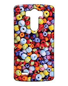 Pickpattern Back Cover for LGG3