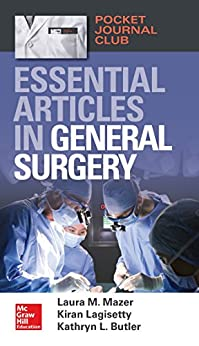 Pocket Journal Club: Essential Articles In General Surgery por Kiran Lagisetty