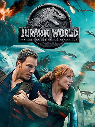 Jurassic World: Das Gefallene Königreich [dt./OV] (Park Jurassic 4)