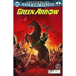 Green Arrow vol. 2, núm. 05 (Renacimiento)
