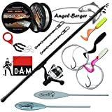Angel Berger Tele Trout Angelset Sbirulinoset
