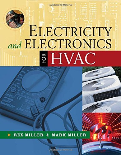 Electricity and Electronics for HVAC by Rex Miller (1-Sep-2007) Paperback